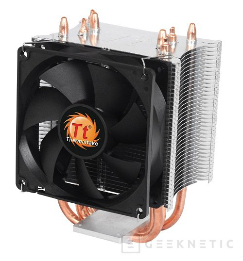 Thermaltake se adelanta con dos disipadores para socket LGA 2011, Imagen 1