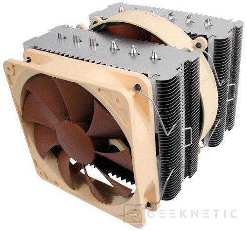 Edición especial NH-D14 para socket LGA 2011, Imagen 1
