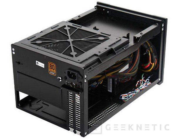 Sugo SG-08. Silverstone lanza nueva caja gaming Mini-ITX, Imagen 2