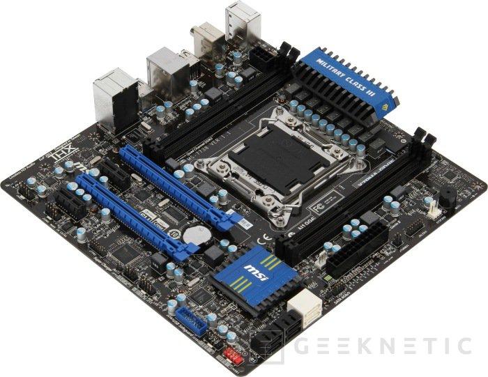 MSI ofrecerá X79 en formato Micro-ATX, Imagen 1