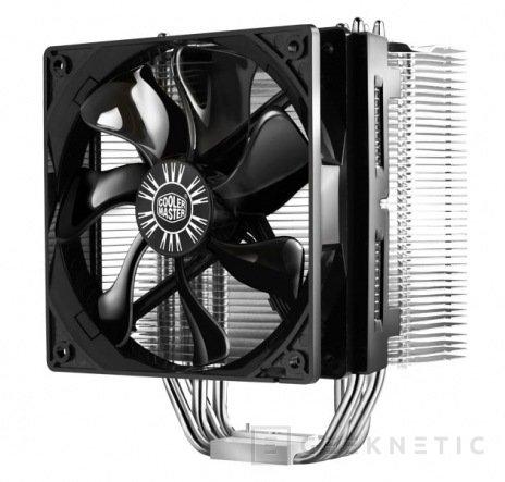 Cooler Master presenta el nuevo Hyper 412S para socket LGA 2011, Imagen 1