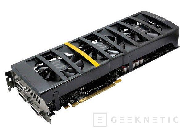 EVGA lanza una GTX 560Ti de doble procesador, Imagen 1