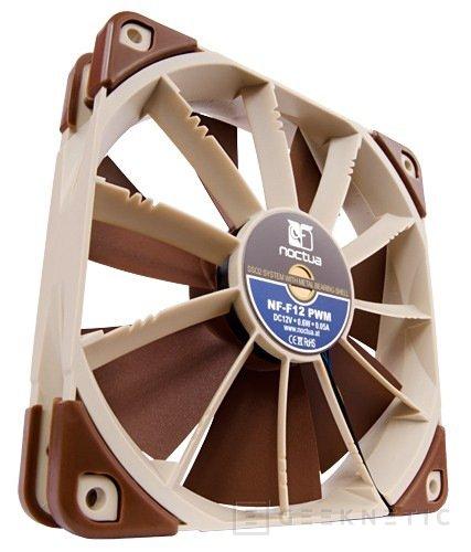 Noctua introduce un nuevo ventilador de 120mm, Imagen 1