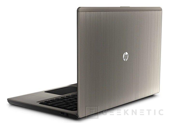 Folio 13. HP entiende la parte económica de los Ultrabook, Imagen 2