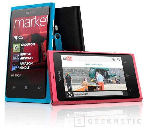 El Nokia Lumia 800 ya está en España, Imagen 1