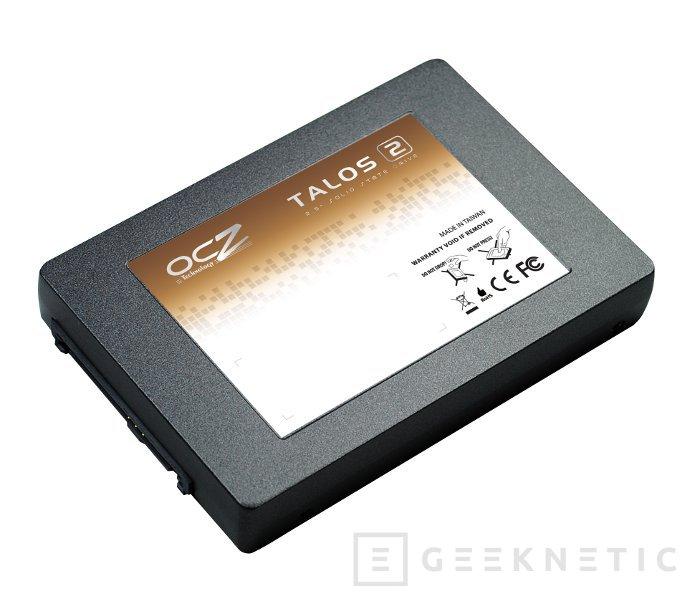 OCZ lanza la segunda generación de discos  Talos con interfaz SAS 6G, Imagen 1