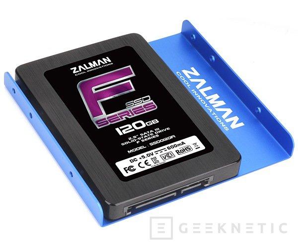Zalman también comercializara discos SSD SandForce, Imagen 2