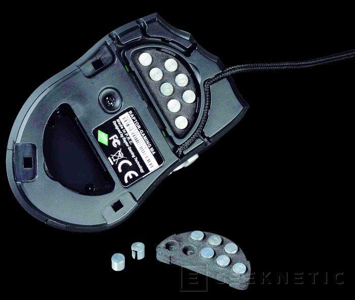 Nuevo Raptor Gaming M4, Imagen 2
