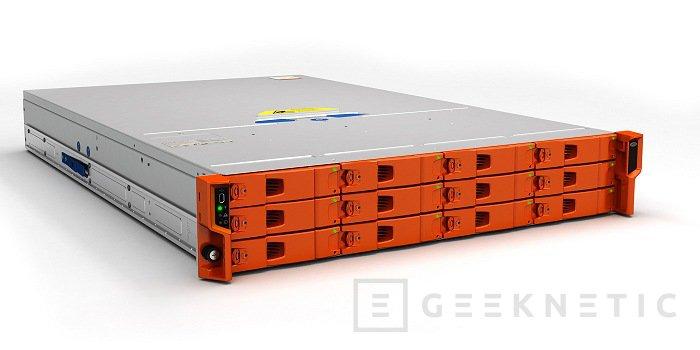 LaCie presenta el 12Big Rack Storage Server, Imagen 1
