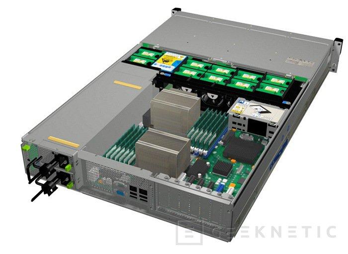 LaCie presenta el 12Big Rack Storage Server, Imagen 2