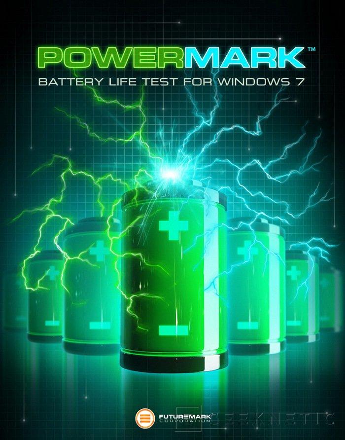 PowerMark de FutureMark para Windows 7, Imagen 1