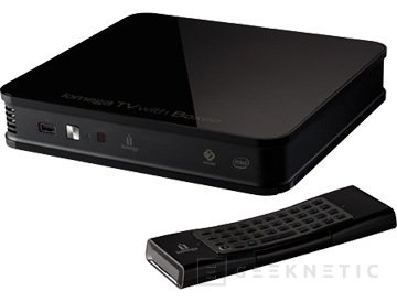Nuevo Iomega TV con Boxee, Imagen 1