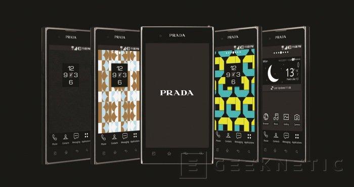 LG presenta el Prada 3.0, Imagen 1