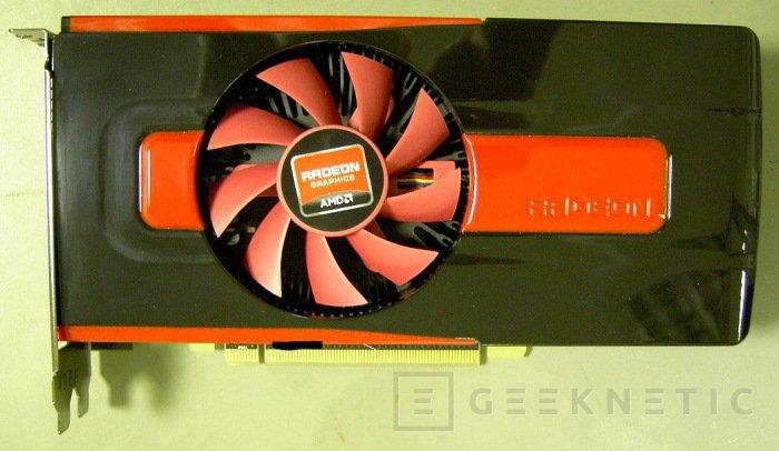 Imágenes de la que puede ser la próxima Radeon 7770, Imagen 1