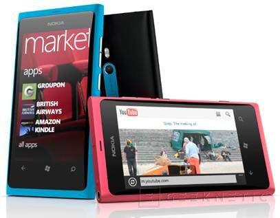 Dos nuevos Lumia 800 en España, Imagen 1