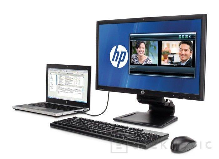 Nuevo monitor USB 3.0 de HP, Imagen 1