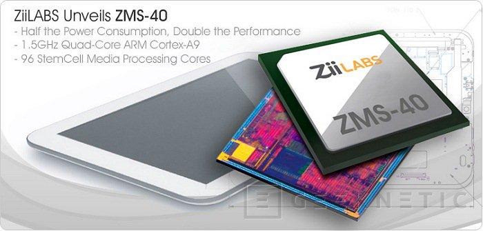 Creative presenta el nuevo ZiiLabs ZMS-40, Imagen 1
