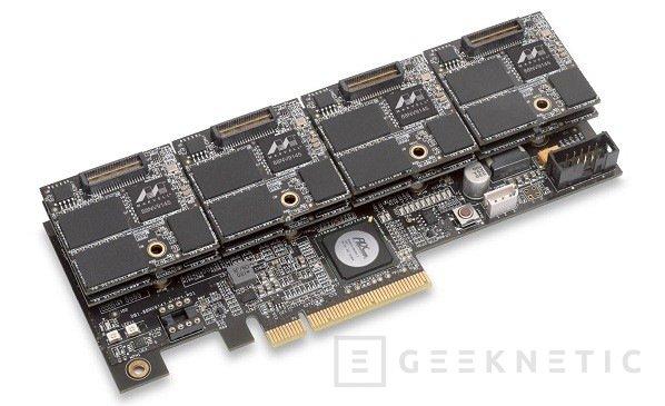OCZ presentará su nueva generación R5 de discos Z-Drive, Imagen 1