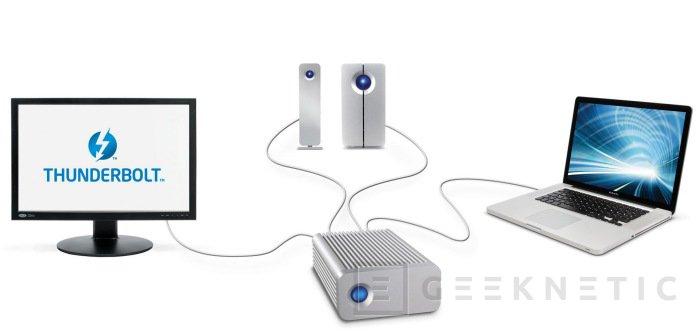 CES 2012: LaCie presenta su segunda generación de discos Thunderbolt, Imagen 1