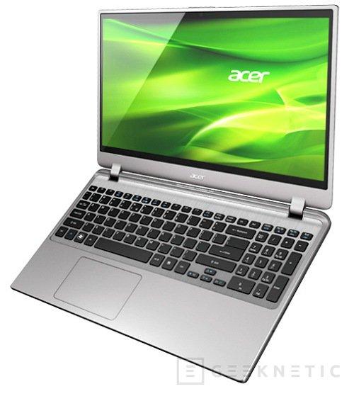 Acer Timeline Ultra, Imagen 1