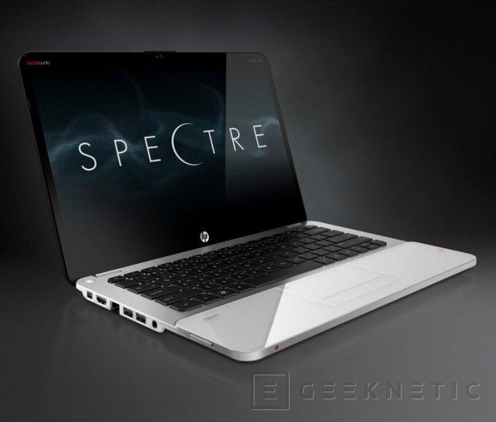 HP Envy Spectre, Imagen 1