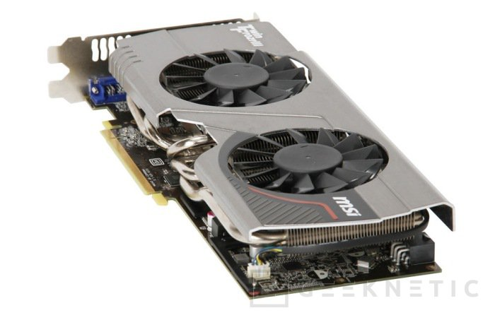 MSI presenta su nueva 7950 Twin Frozer III, Imagen 1