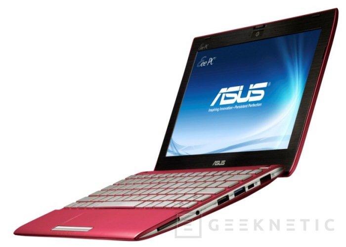 ASUS Flare Series Eee PC 1025, Imagen 1