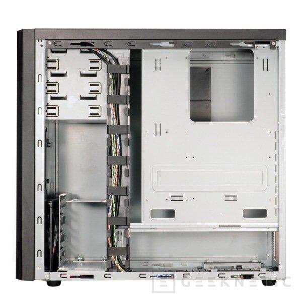 Lancool lanza un nuevo modelo Semitorre. El PC-K56N, Imagen 1