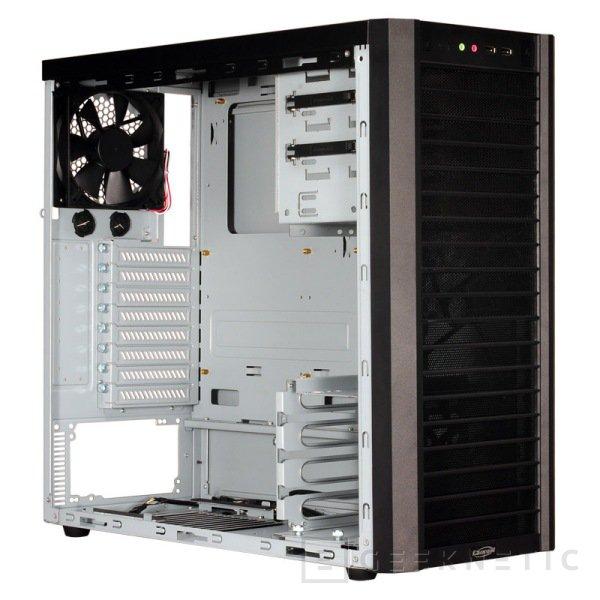 Lancool lanza un nuevo modelo Semitorre. El PC-K56N, Imagen 2