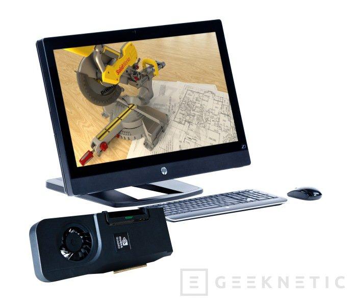 HP y Nvidia desarrollan el primer AIO Workstation con graficas intercambiables, Imagen 1