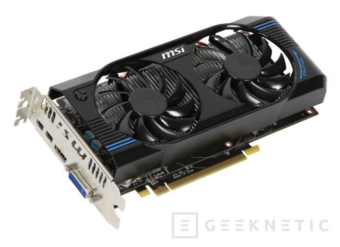 MSI promete hasta 1325MHz en sus nuevas Radeon HD 7770, Imagen 1