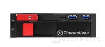Thermaltake presenta nuevo rack doble, Imagen 2