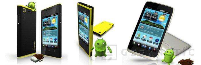 Viewsonic apuesta por los Smartphone con doble SIM, Imagen 1