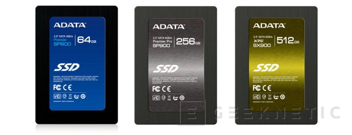 ADATA amplia su gama SSD con los nuevos XPG y Premier, Imagen 1