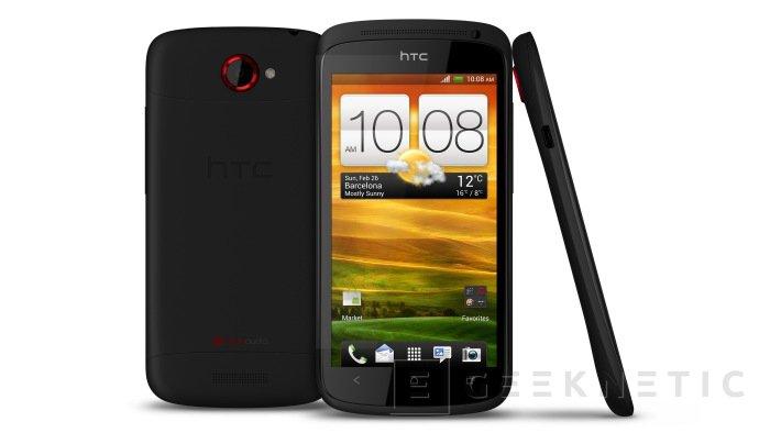 WMC 2012: Generación One de HTC, Imagen 2