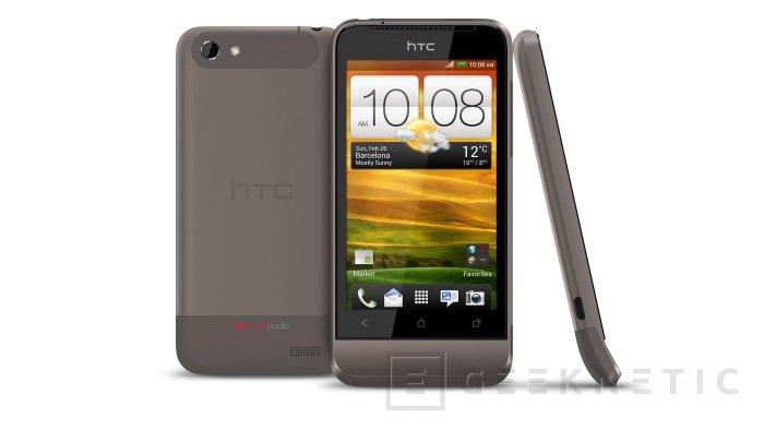 WMC 2012: Generación One de HTC, Imagen 3