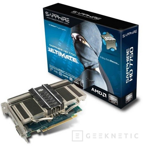 Sapphire HD 7750 Ultimate, Imagen 1