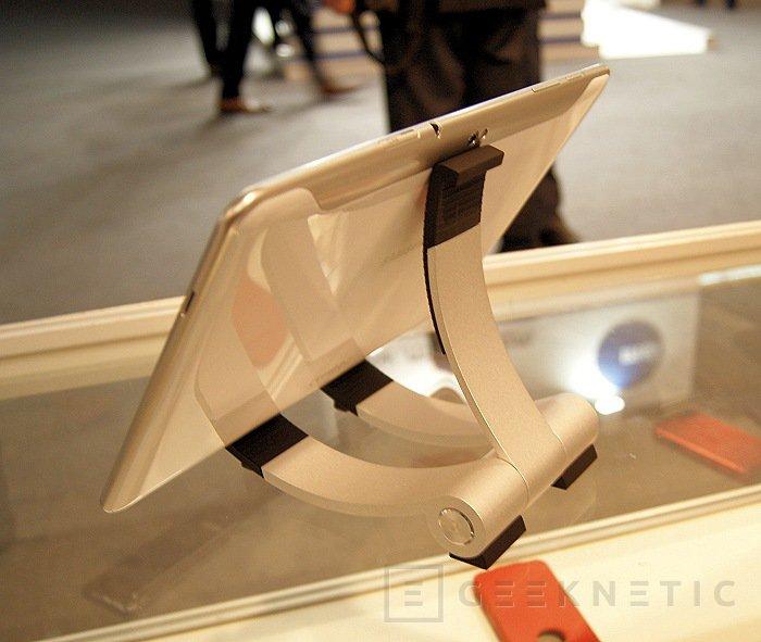 WMC 2012. Accesorios de movilidad de Cooler Master, Imagen 1