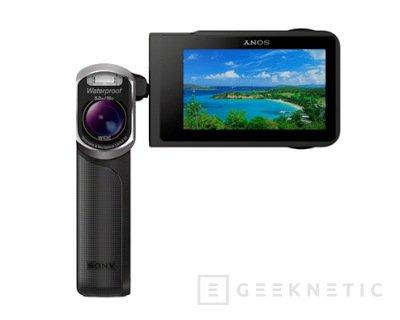 Sony Handycam GW55VE, Imagen 2