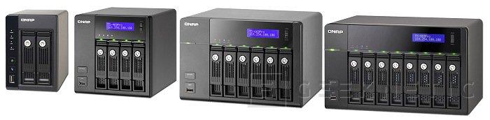Qnap introduce la gama TS-x69 Pro con procesadores Atom, Imagen 1