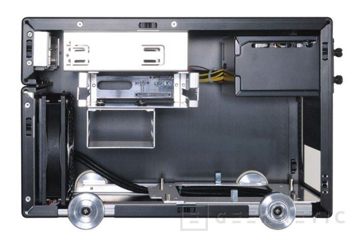 Lian Li lanza al mercado la nueva PC-Q15, Imagen 1
