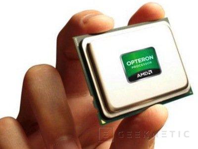 AMD presenta la nueva serie de procesadores Opteron 3200, Imagen 1