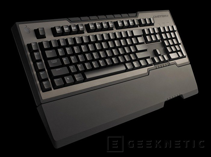 CMStorm presenta un nuevo teclado gaming: el Trigger, Imagen 3