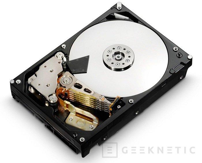 Hitachi Desktar 7K4000 con 4TB de capacidad, Imagen 1