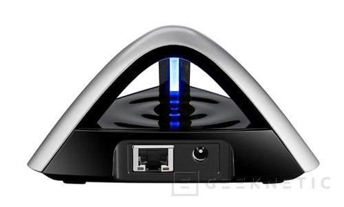 ASUS presenta el adaptador inalámbrico de doble banda EA-N66, Imagen 1