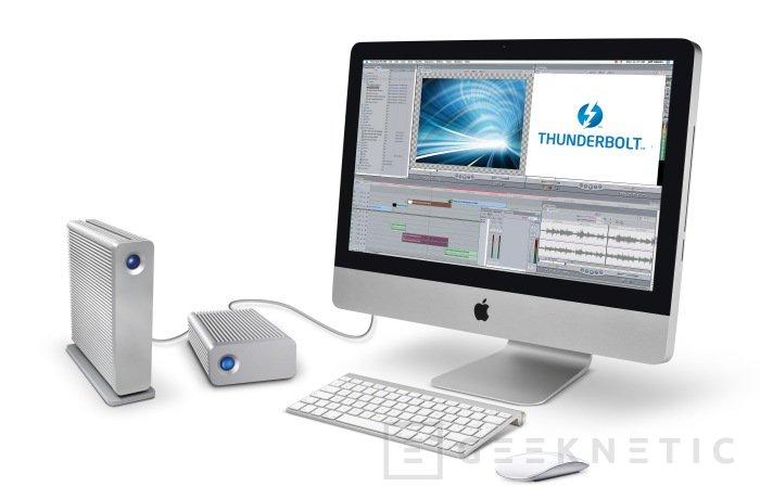 Lacie introduce un nuevo Hub eSATA con conexión Thunderbolt, Imagen 2