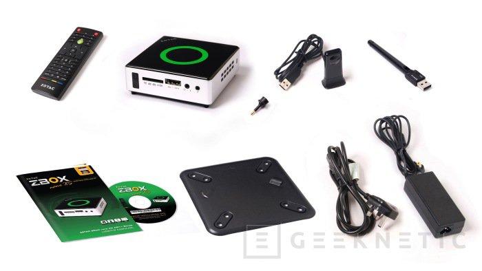 ZOTAC ZBOX Nano XS AD11 Plus, Imagen 3