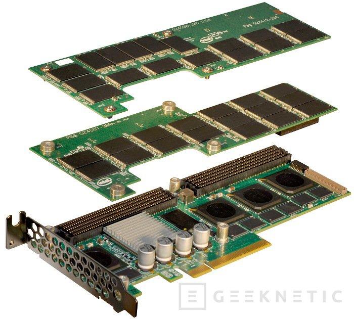 Intel ha hecho oficial la serie 910 de discos SSD, Imagen 1