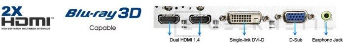 """ASUS VG23AH. Un nuevo monitor 3D de 23"""", Imagen 2"""