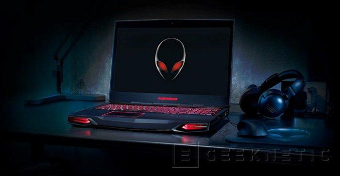 Ya podemos comprar los nuevo m14x y m17x de Alienware, Imagen 1